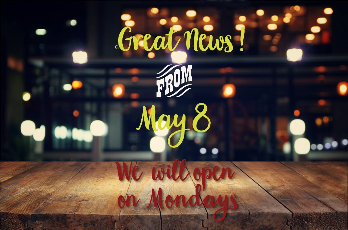 The Flying Nun Cafe in Samford will open Mondays from May 8